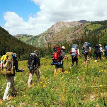 Vad är en ryggsäckresa?