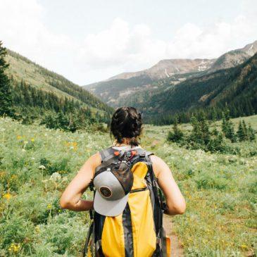 Vandringsryggsäck för kvinnor: Dessa saker behöver du tänka på
