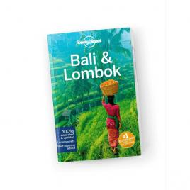 Bali & Lombok, Lonely Planet (16: e upplagan, juli 2017)