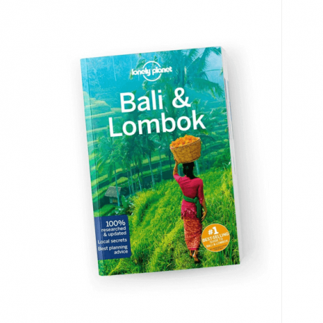 Bali & Lombok, Lonely Planet (16: e upplagan, juli 2017)
