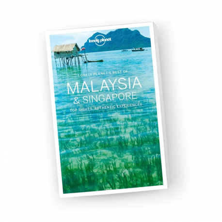 Best of Malaysia & Singapore, Lonely Planet (1: a upplagan, november 2016)