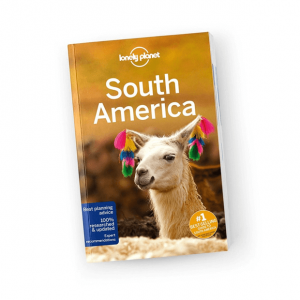 South America, Lonely Planet (14th ed. Oct. 2019)