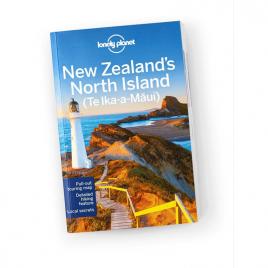 Nya Zeelands North Island (5: e upplagan, september 2018)