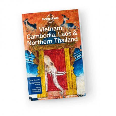 Vietnam, Kambodja, Laos och norra Thailand (5: e upplagan, augusti 2017)