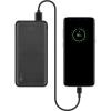 Powerbank med 10000 mAh – kan ladda upp till 5 smartphones på en uppladdning