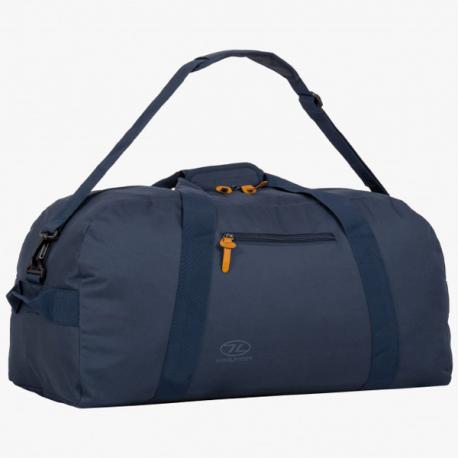 Cargo duffelbag – 65 liter – Denim blå