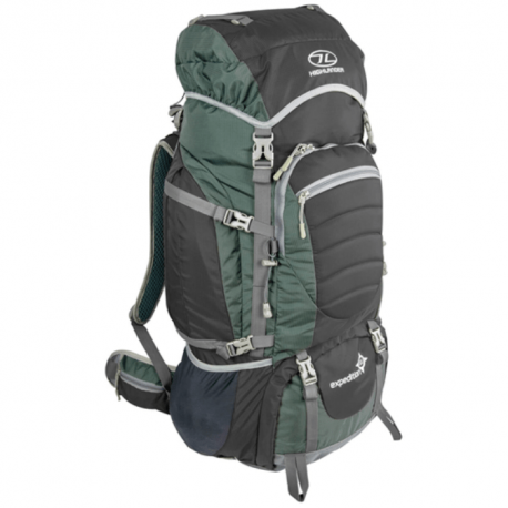 Highlander ryggsäck - Expedition – 65 liter