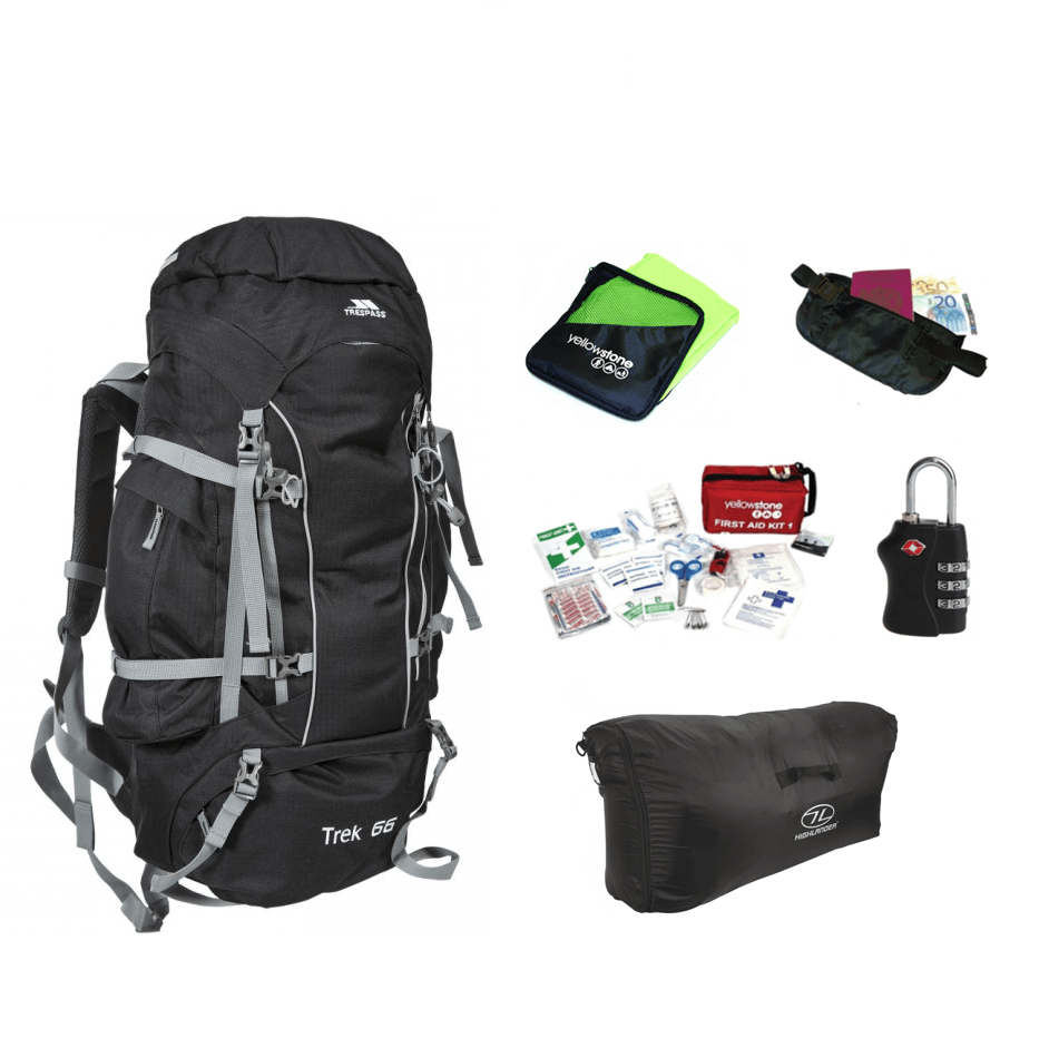 Erbjudanden Backpackerlife.se